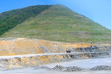 環境に配慮した鉱山開発