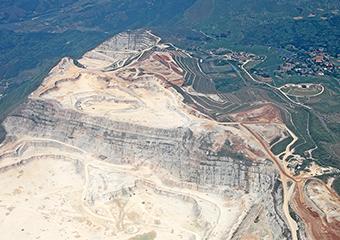 鉱産品事業