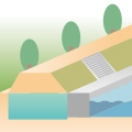 河川堤防の基礎強化