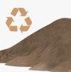 廃棄物、副産物のリサイクルフロー