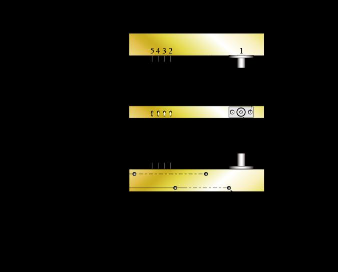 10Gbit/s LN強度変調器(シングル電極型)