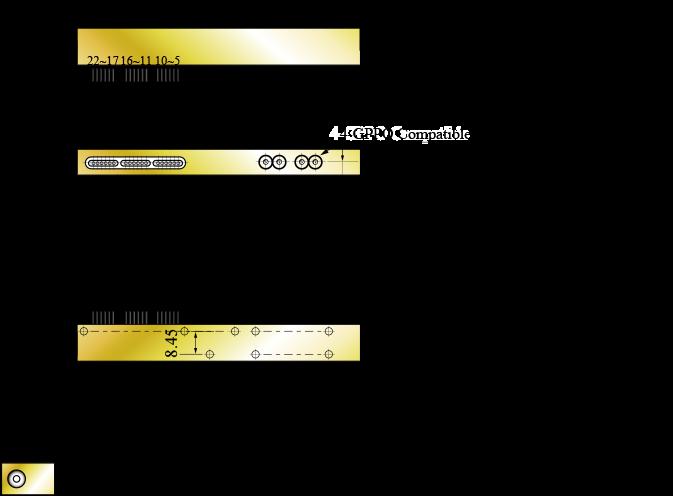 100Gbit/s コヒーレント用 光多値変調器